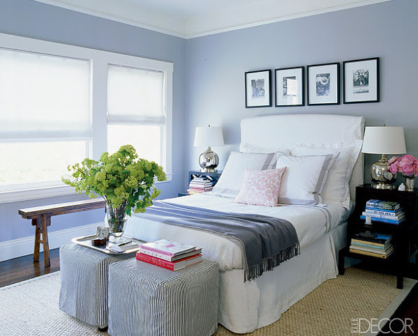 elle decor 43 - Basic Bedroom Ideas