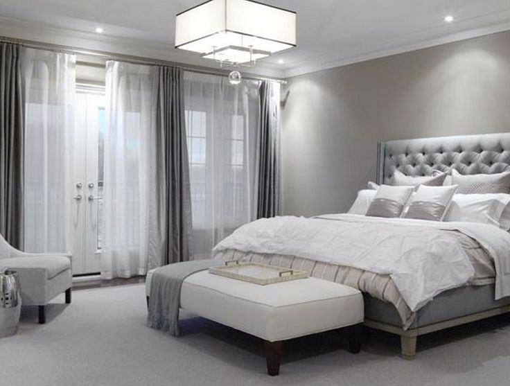 gray bedroom ideas