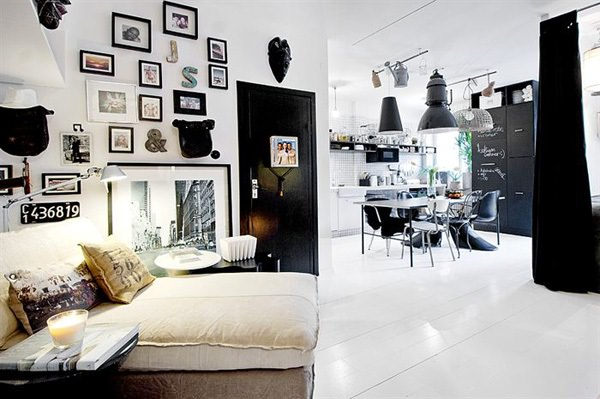 Studio Apartment Design 20